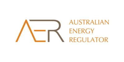Australian Energy Regulator Logo