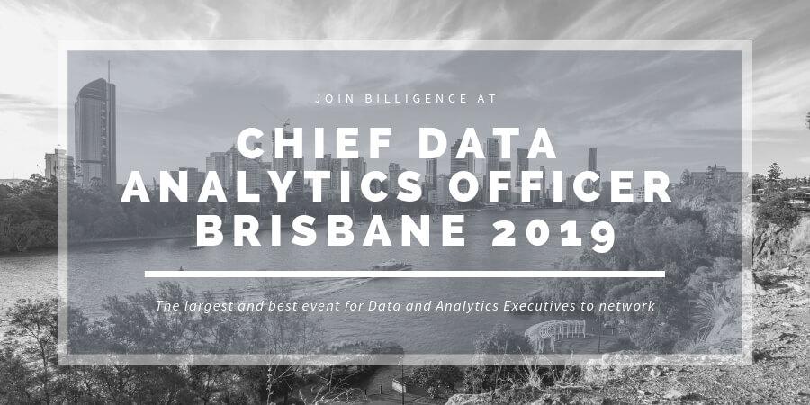 Chief Data Analytics Officer Brisbane