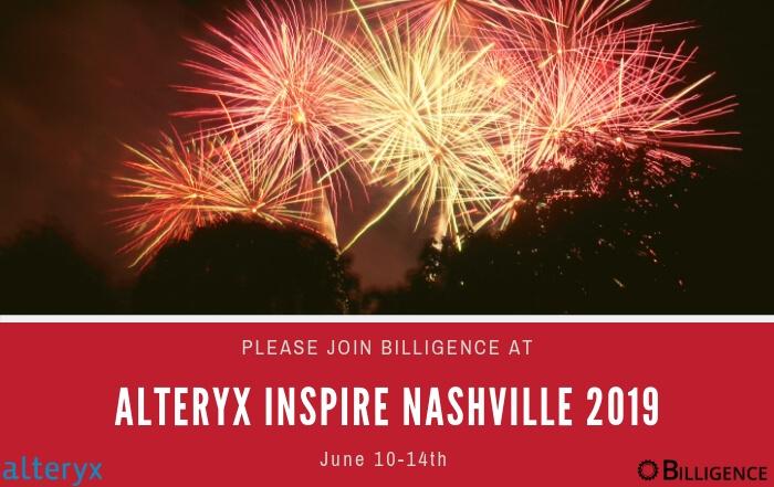Alteryx Inspire Nashville