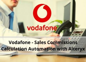 Vodafone Sales Commissions Calculation Automation Case Study Feature Image