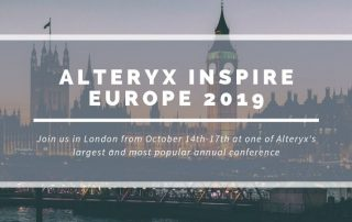 Alteryx Inspire Europe 2019 Blog