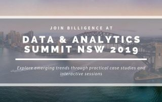 Data & Analytics Summit NSW 2019