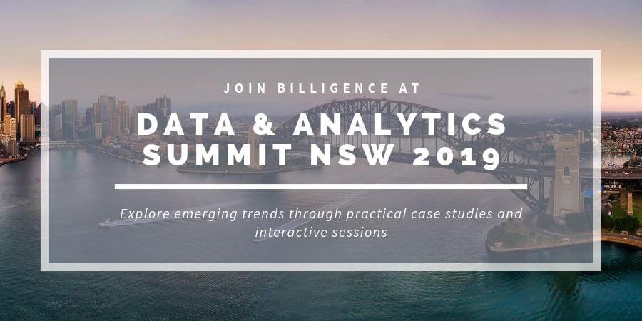 Data & Analytics Summit NSW 2019