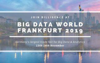 Big Data World Frankfurt 2019