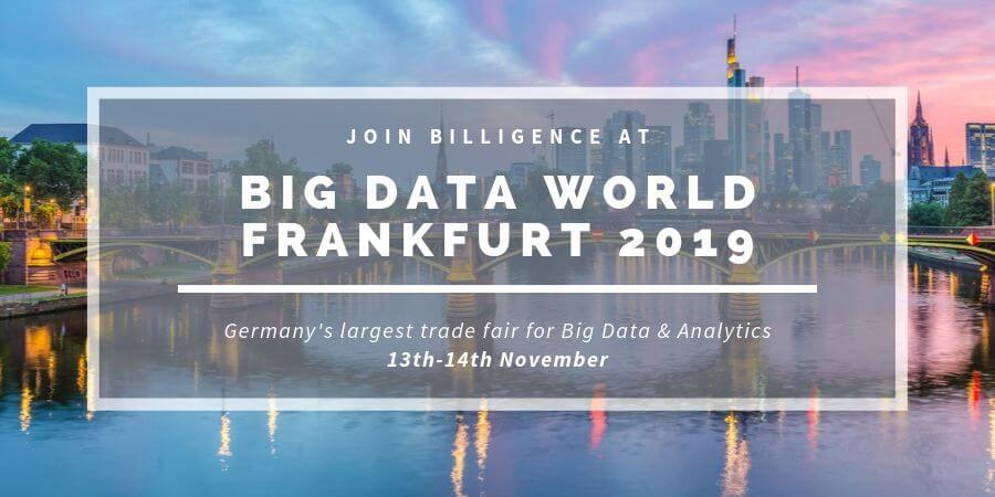 Big Data World Frankfurt 2019