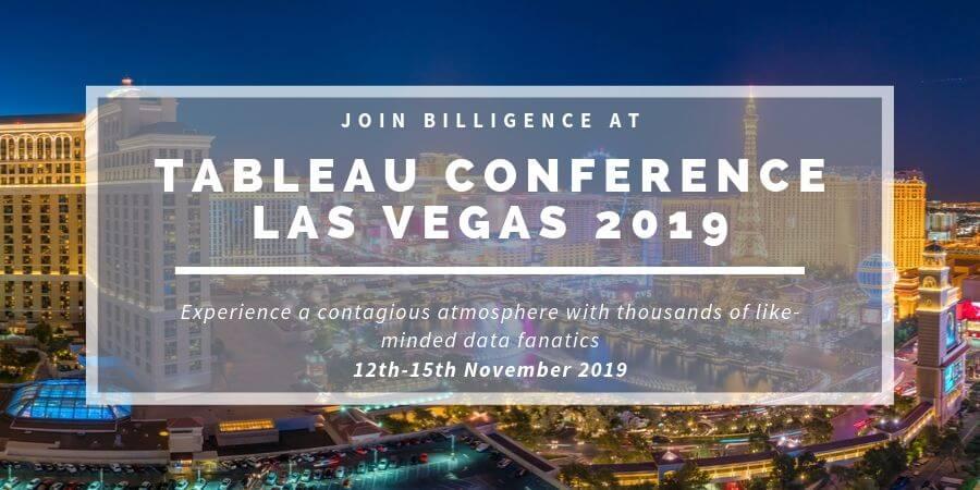Tableau Conference Las Vegas 2019