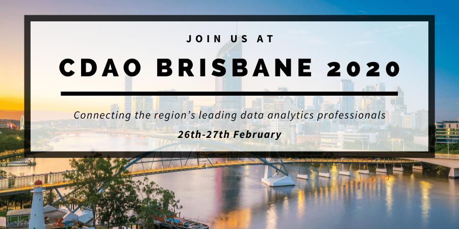 CDAO Brisbane 2020 Events Banner