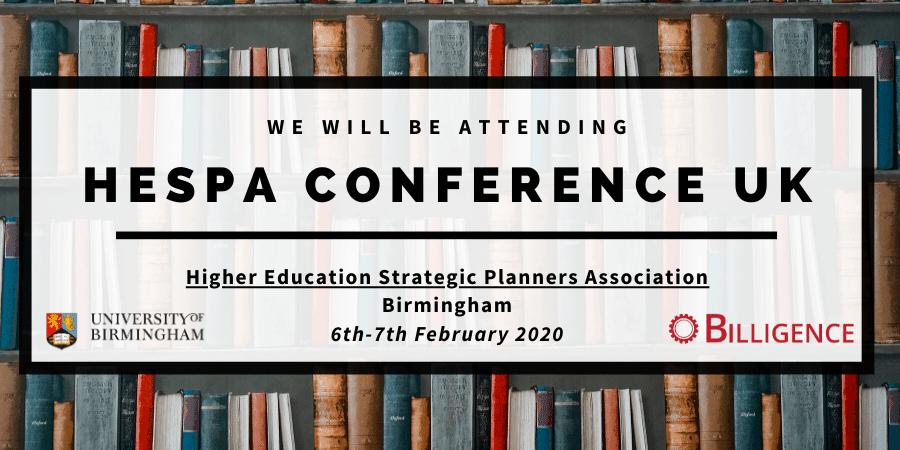 HESPA Conference 2020 Blog Banner