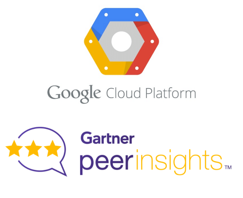 Google Cloud Platform Billigence Partners- Gartner - Peer Insights