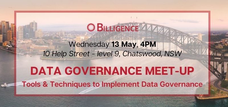 Data Governance meet-up (event)