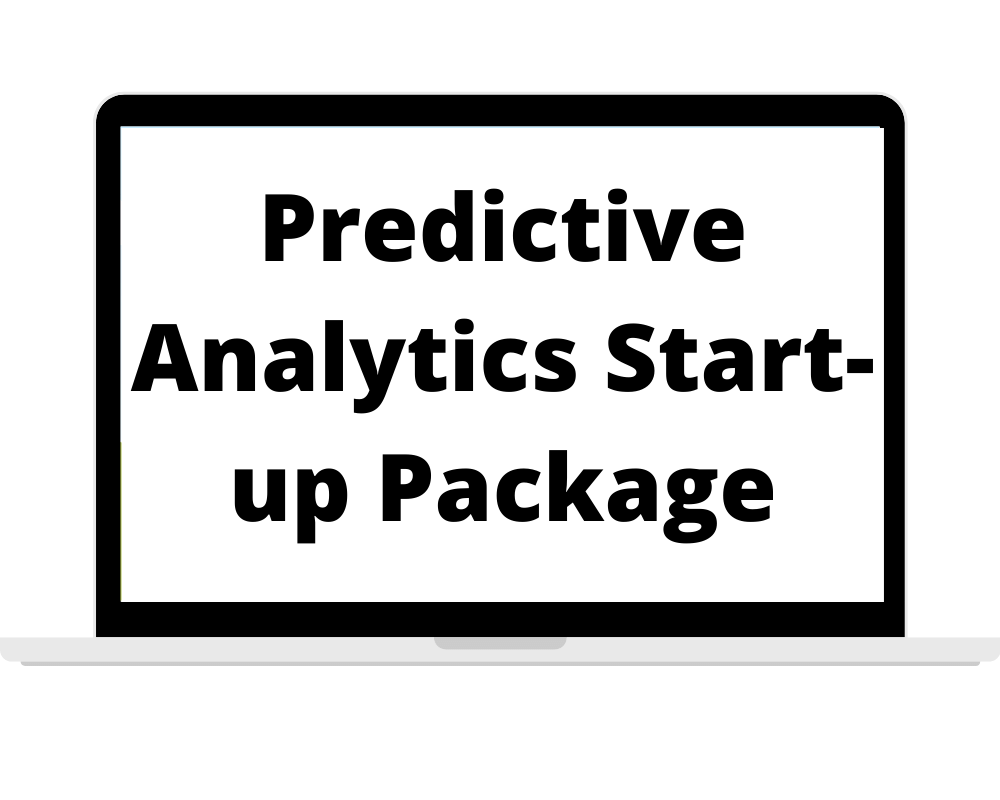 Predictive Analytics Start-up Package
