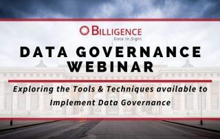 Data Governance Webinar Q2 2020 Blog Post Image