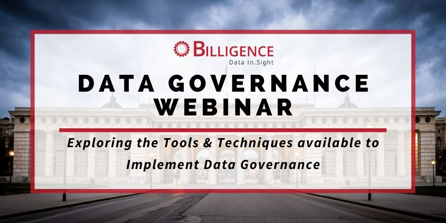Data Governance Webinar Q2 2020 Blog Post Image