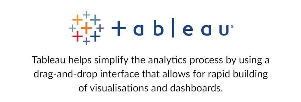 Tableau Simplifies Analytics