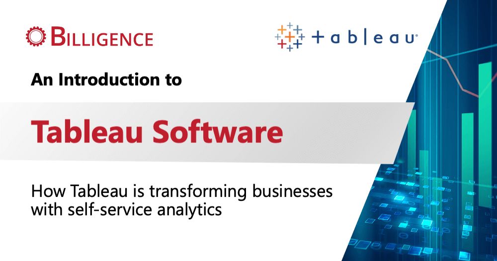 Introduction to Tableau Software - how business use Tableau