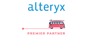 Alteryx Premier Partner Logo Solutions