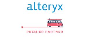 Alteryx Premier Partner Logo Solutions
