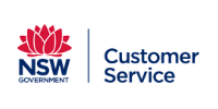 Billigence Client Logo - Customer Service NSW 200x100