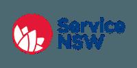 Billigence Client Logo - Service NSW 200x100