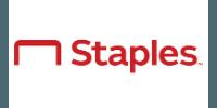 Billigence Client Logo - Staples 200x100