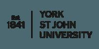 Billigence Client Logo - York St John 200x100