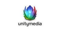 Billigence Client Logo - Unity Media 200x100