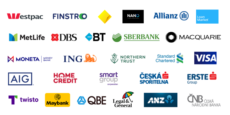 Billigence Finance Clients