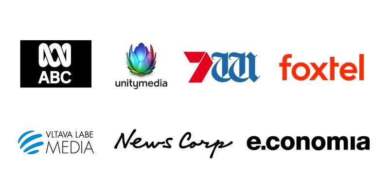 Billigence Media Clients