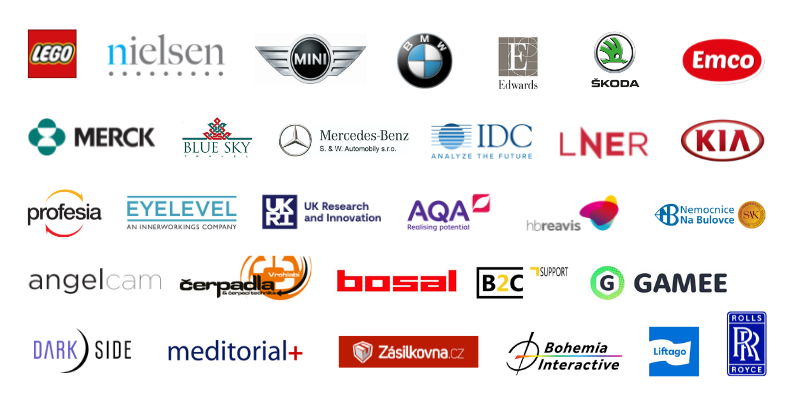 Billigence Clients - Other Industries