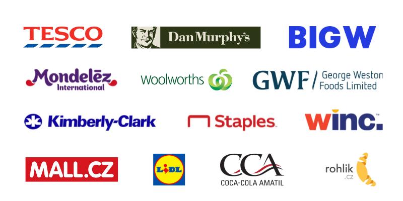 Billigence Retail Clients